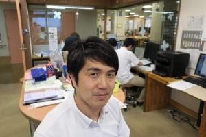理学療法士 佐藤 雄介